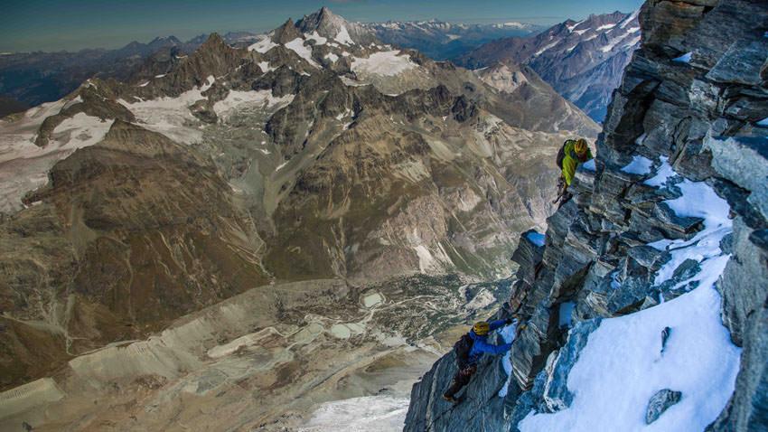 Bergwelten - Matterhorn Nordwand