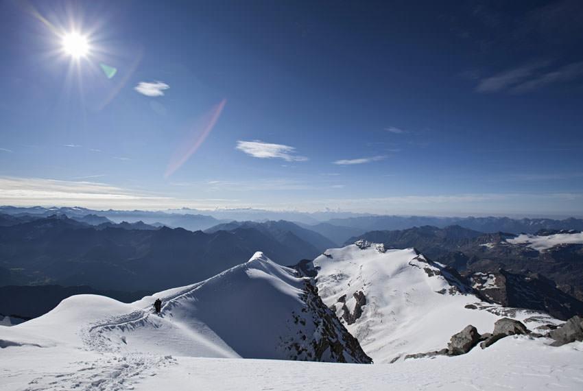 Piz Palue - Berggrat