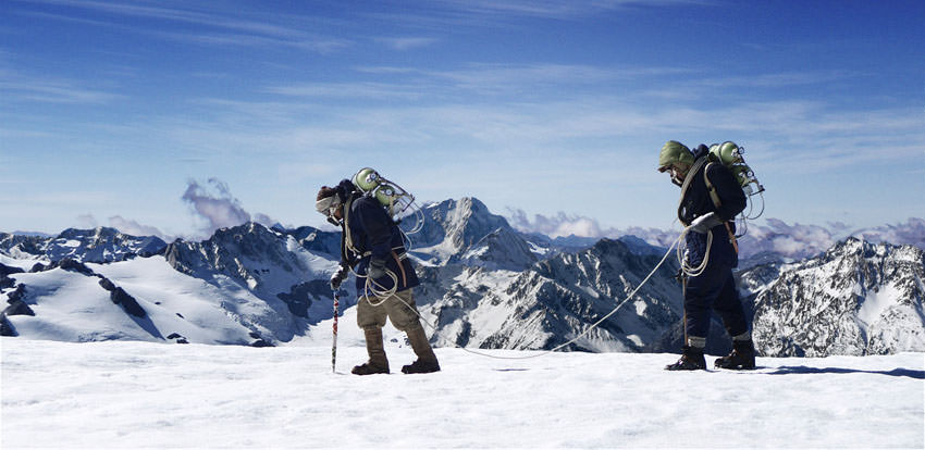 Bergwelten - Beyond the Edge