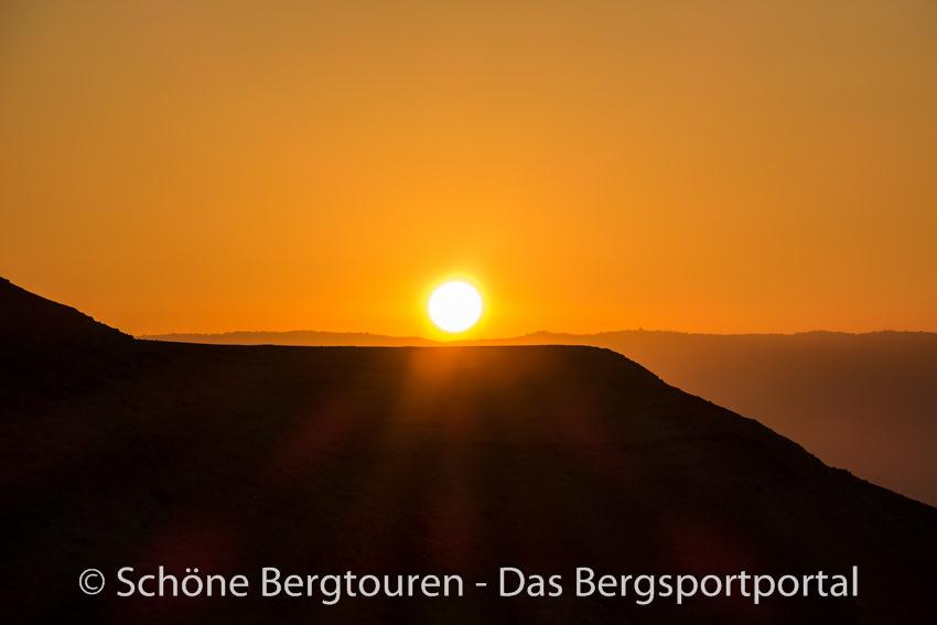 Israel - Sonnenaufgang
