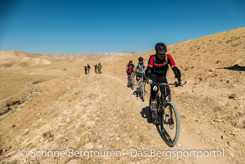 Israel - Mountainbiker