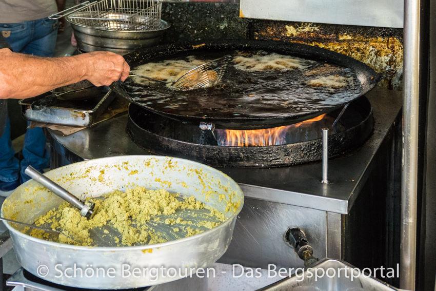 Israel - Falafelbaellchen