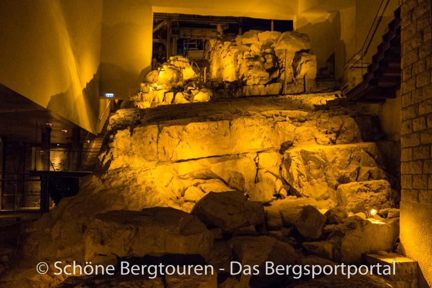 Israel - In der unterirdischen Davidstadt