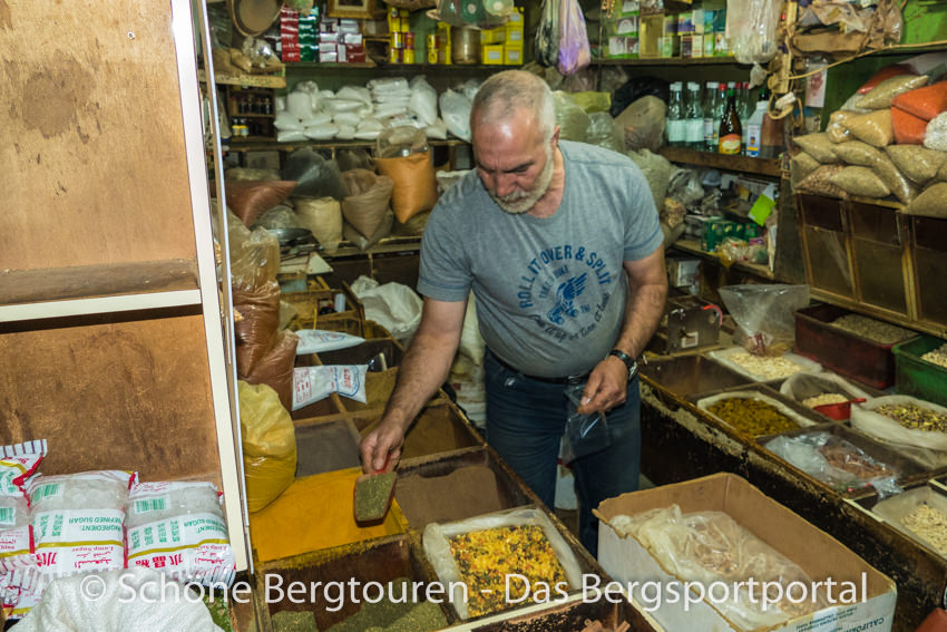 Israel - Im Basar der Altstadt von Jerusalem