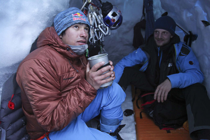 Bergwelten - David Lama and Peter Ortner