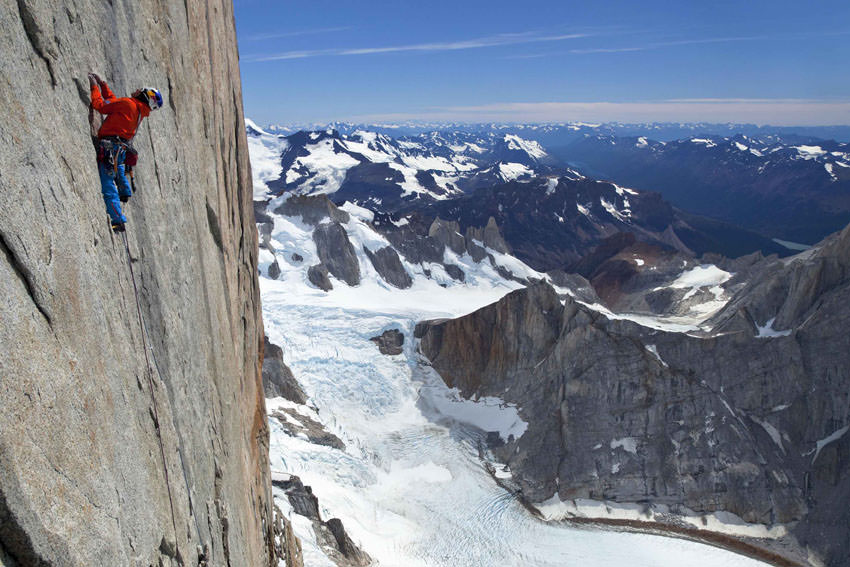 Bergwelten - David Lama in Action