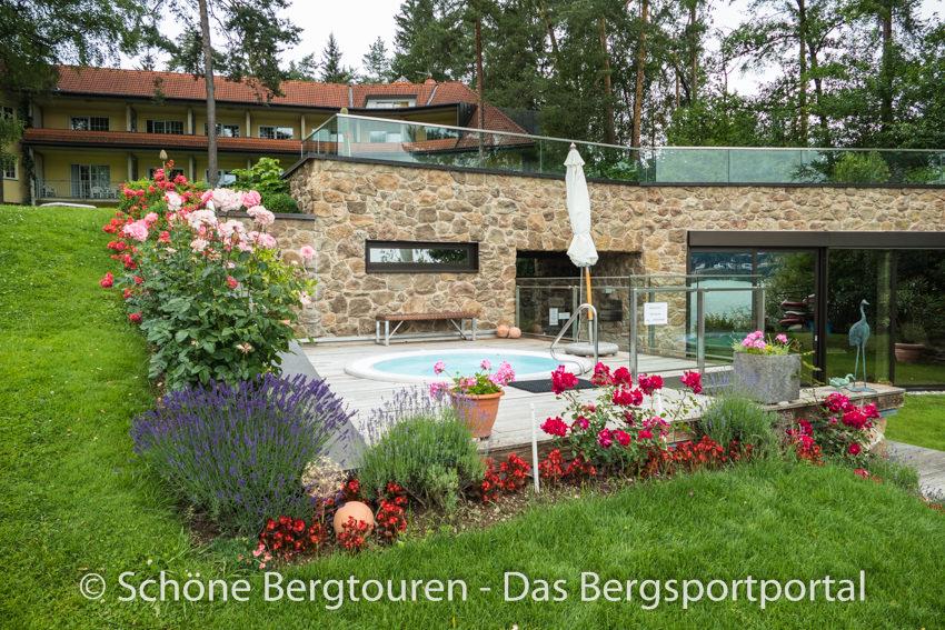 Woerthersee - Wellnessbereich des Hotel Villa Rainer