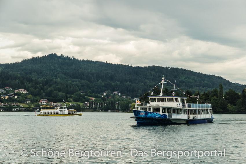 Woerthersee - Woertherseeschifffahrt