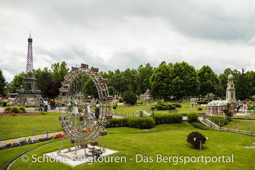 Klagenfurt - Minimundus