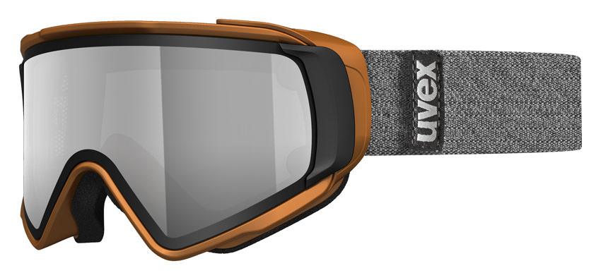 Uvex Jakk Top - Copper Mat