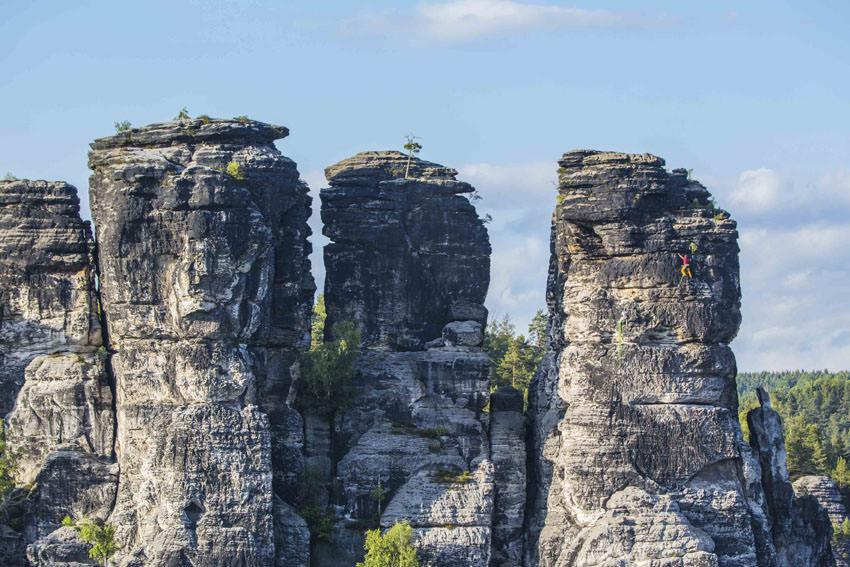 Bergwelten - Elbsandsteingebirge