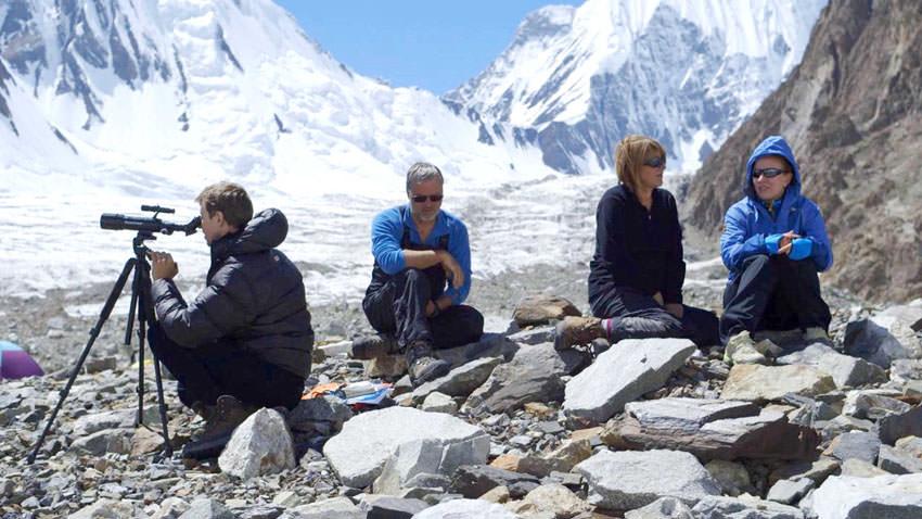 Bergwelten - K2 Zurueck in die Vergangenheit