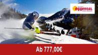 Eggental – Obereggen for Ski Experts 2016… Skigenuss für Profis! _______________________________________________ Angebotsbeschreibung/Leistungen: Ambitionierte Skifahrer finden in Obereggen optimale Bedingungen vor: 81 % schwarze und rote Pisten, die steilste davon mit […]