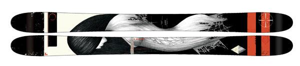 Line Skis - Mordecai 2015