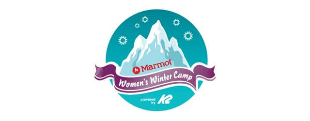 Marmot Women Winter Camps - Logo