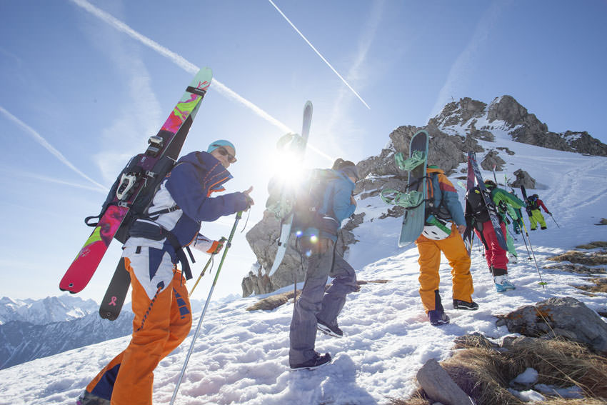Marmot Womens Winter Camps - Kleinwalsertal