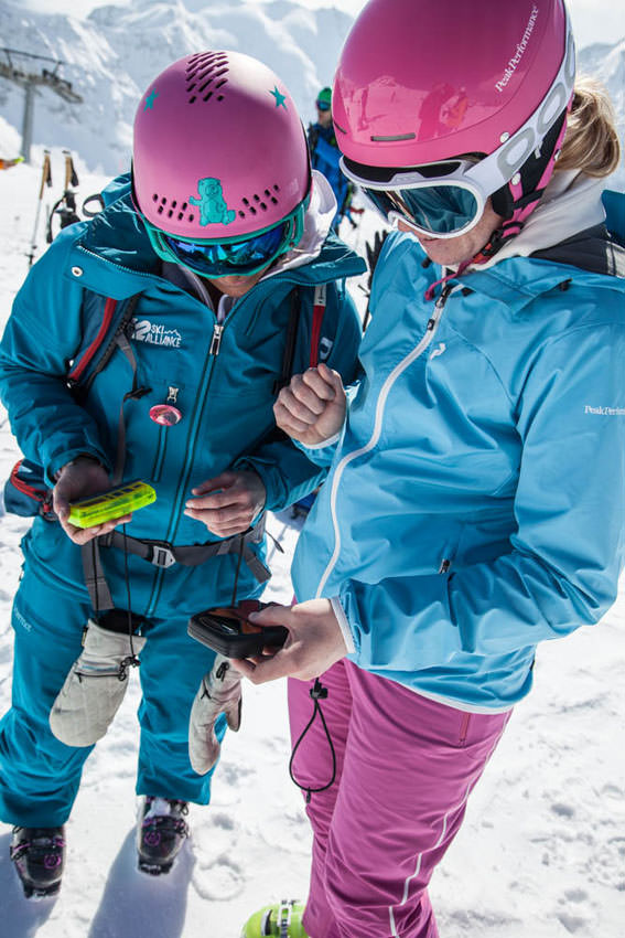 Marmot Womens Winter Camps