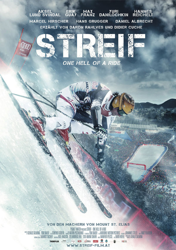 Streif - One Hell Of A Ride - Plakat