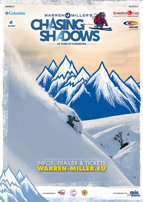 Warren Miller  - Chasing Shadows