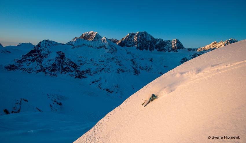 Warren Miller - Alaska Touring Camp