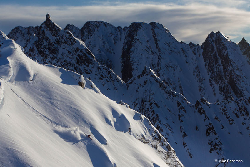 Warren Miller - Valdez Heli-Skiing