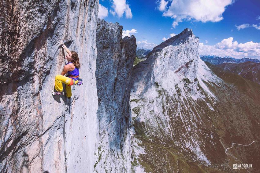 Bergwelten - Barbara Zangerl – Aus dem Schatten der Meister