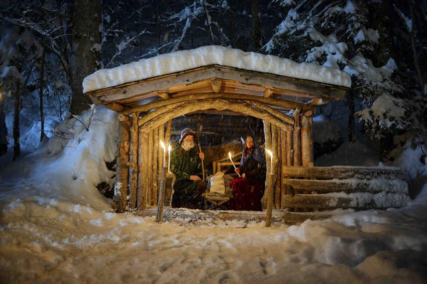 Bergwelten - Bergweihnacht mit Sepp Kahn