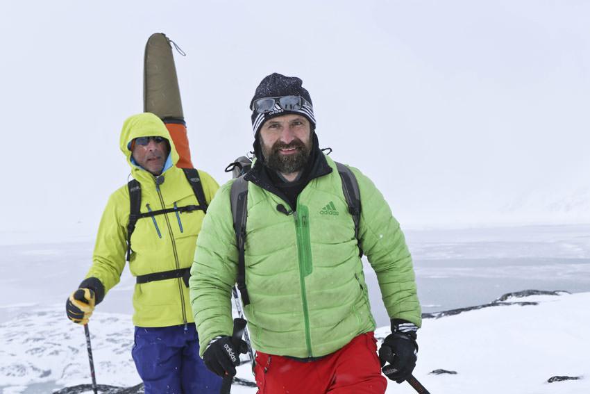 Bergwelten - Alexander Huber und Hubert von Goisern in Groenland