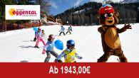 Eggental – Obereggen for Families 2016… Familienspass pur! _______________________________________________ Angebotsbeschreibung/Leistungen: Bär Bruno heißt in Obereggen alle Familien willkommen! Die kleinen Skifahrer lernen wie man sicher auf den Brettern steht, haben […]
