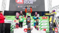 FWT – Freeride World Tour 2016 – Die Ergebnisse von Vallnord-Arcalis… Beim Auftaktevent der Freeride World Tour 2016 (FWT) in Vallnord-Arcalis siegten Jaclyn Paaso (USA) und Kristofer Turdell (SWE) bei […]