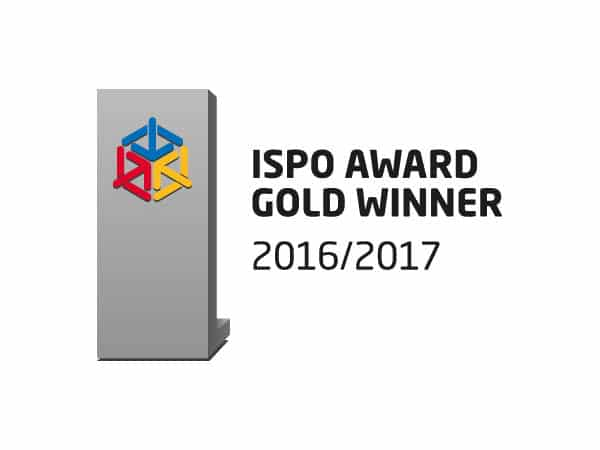 ISPO Award Gold Winner 2016-17
