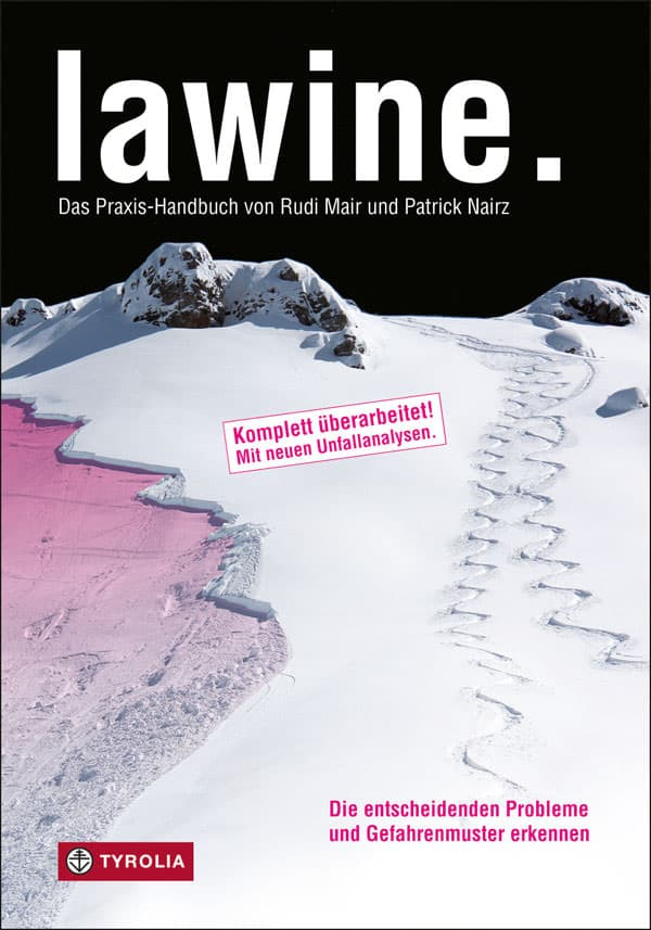 Buch Lawine - Cover
