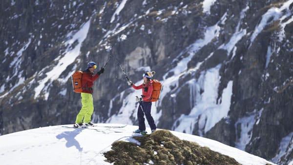 Bergwelten - Skiroute Hoch-Tirol
