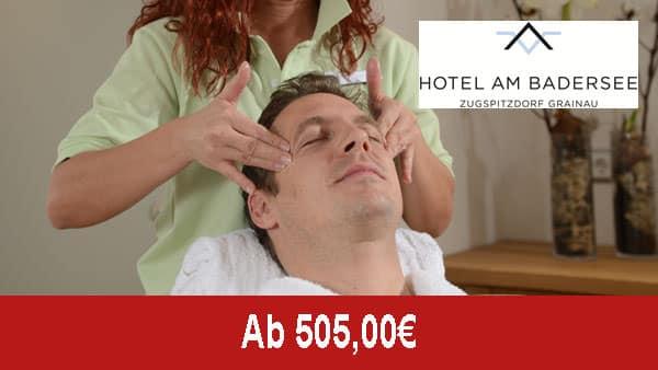 Hotel am Badersee - Alltag ade 2016