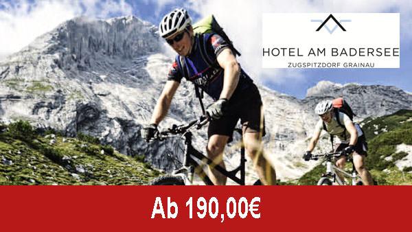 Hotel am Badersee - Traumhafte Kurven fuer Biker 2016
