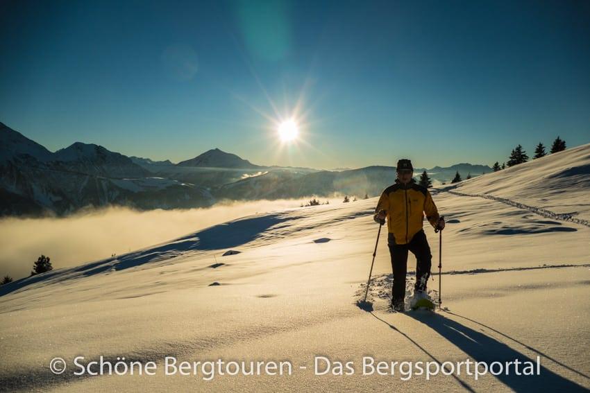 Chamonix - Schneeschuh wandern