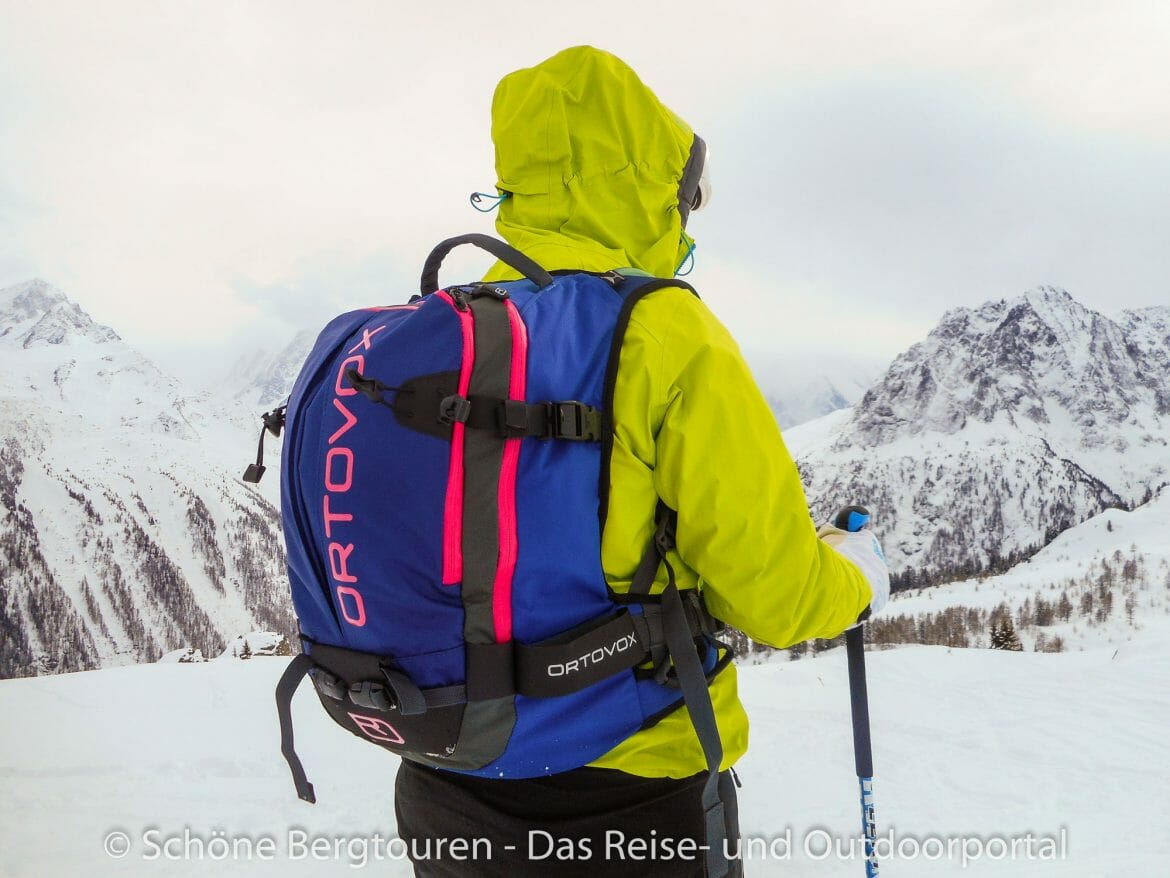 Ortovox Haute Route 32L Woman