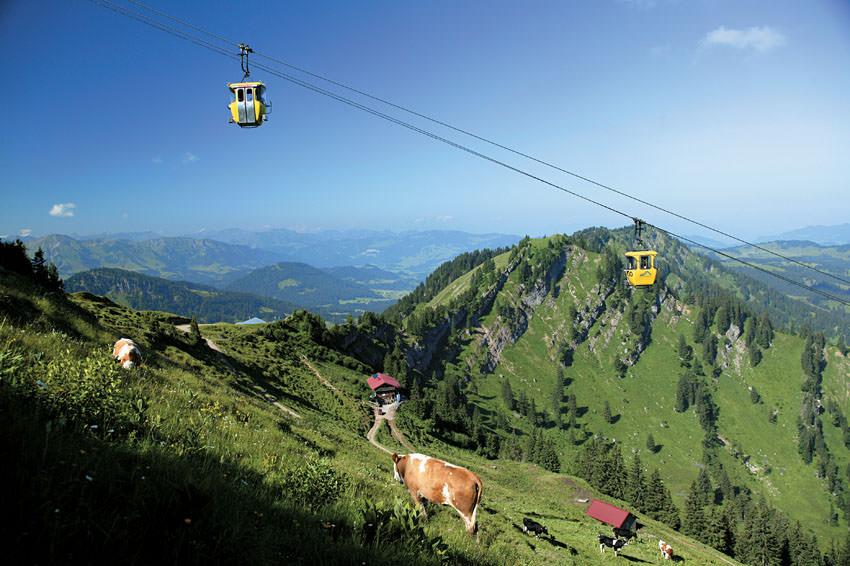 24 Trophy - 24h Wanderung Oberstaufen - Hochgrat