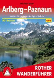 Rother Wanderfuehrer - Arlberg - Paznaun