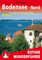 Rother Wanderfuehrer - Bodensee Nord