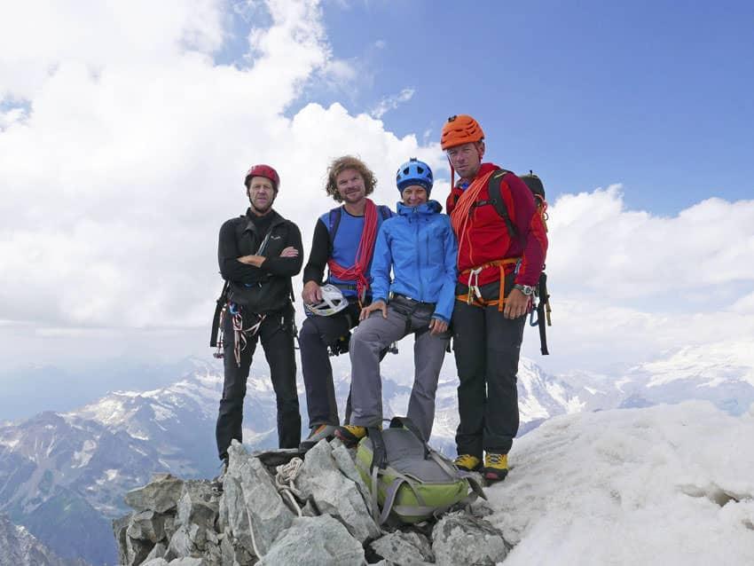 Bergwelten - Das Uschba Maedl