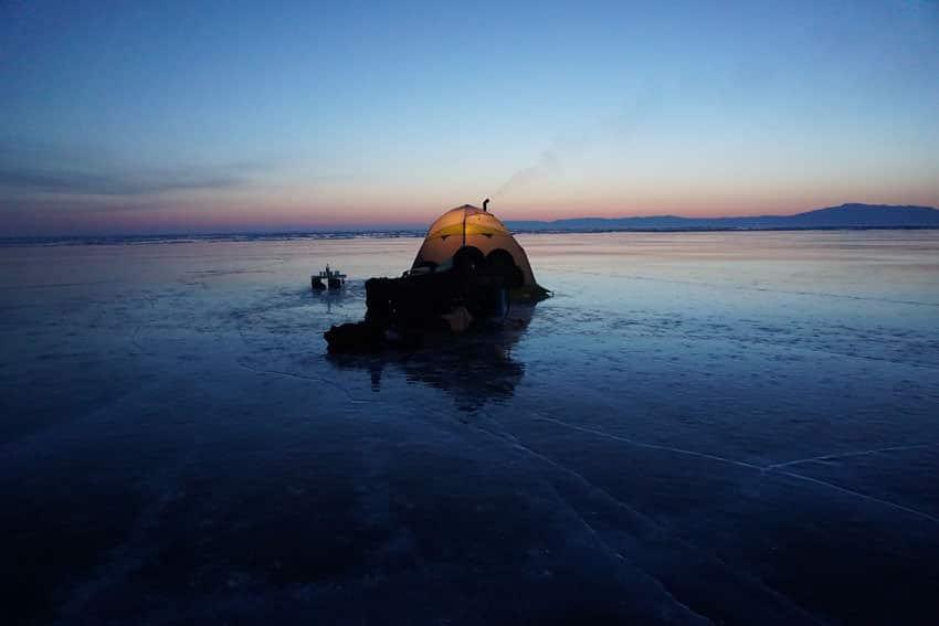 Biwak TV - Camping auf dem Baikalsee