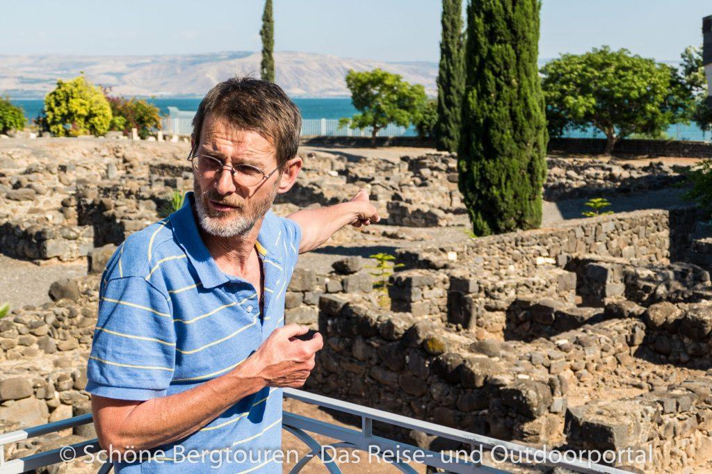 Israel - Ausgrabungsstätte