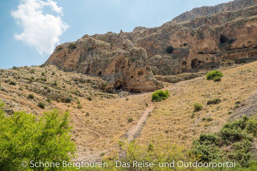 Israel - Berg Arbel