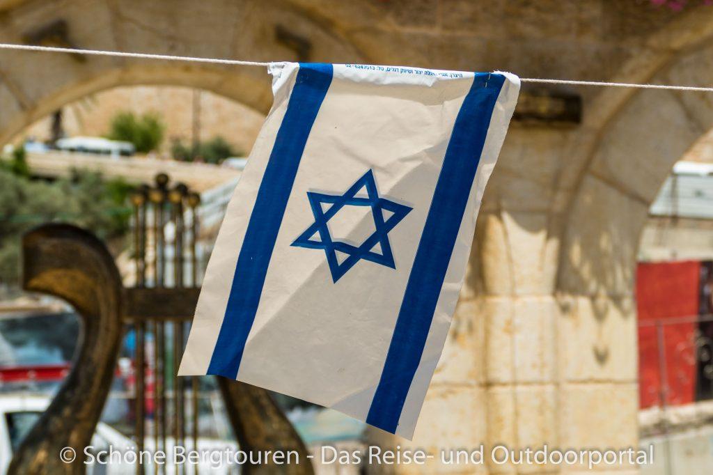 Israel - Israelische Flagge