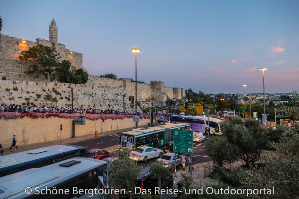 Israel - Jerusalem-Tag