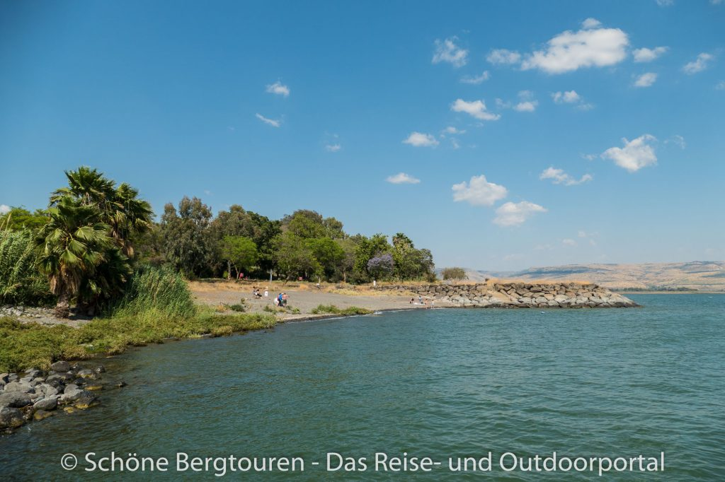 Israel - See Genezareth