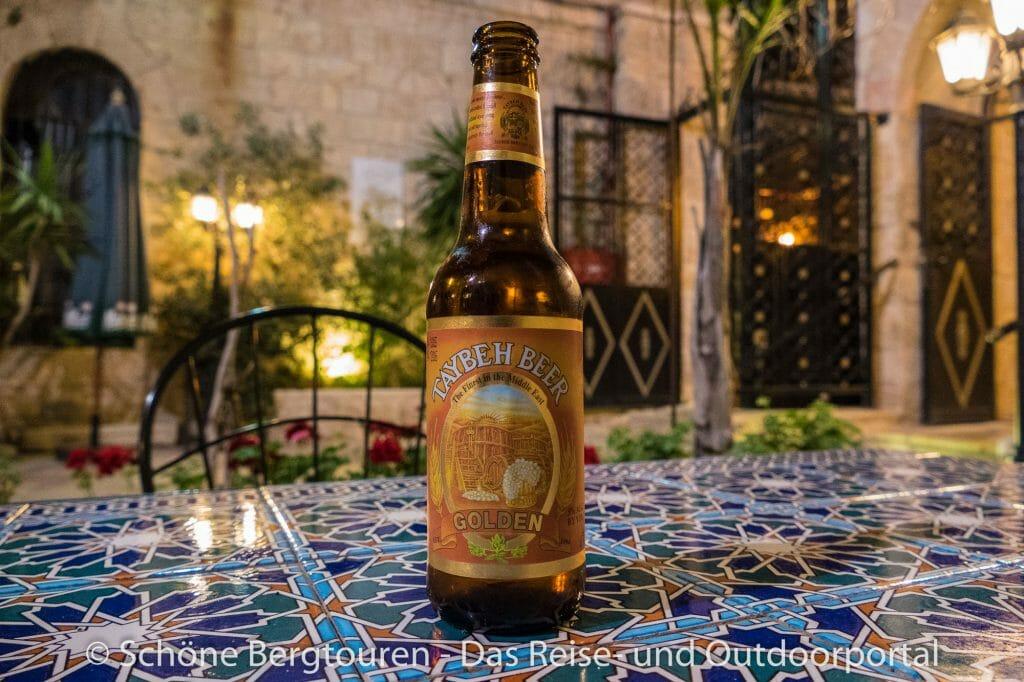 Israel - Taybeh Beer