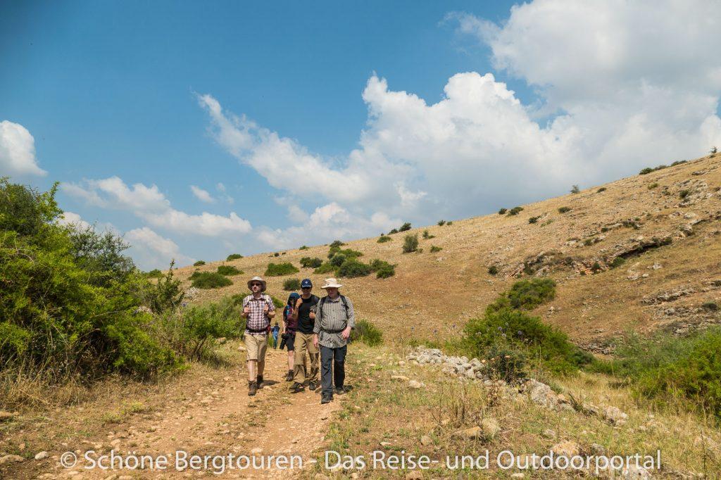 Israel - Wandern im Biblischen Taubental