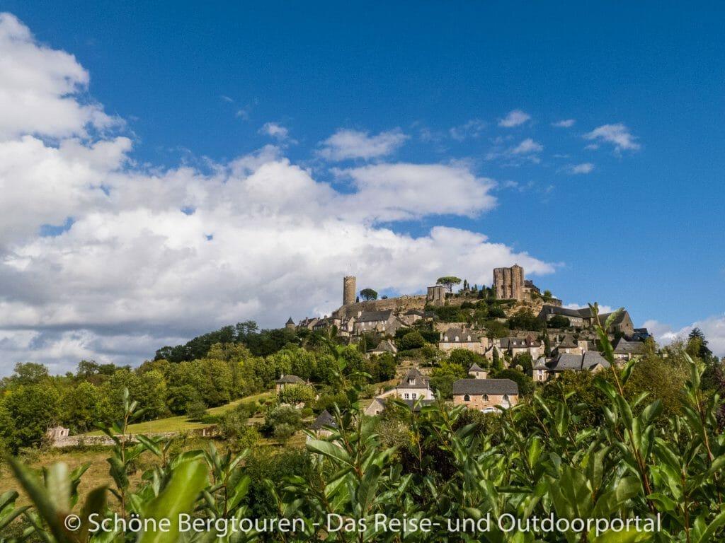 Limousin - Château de Turenne